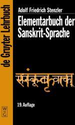 Elementarbuch der Sanskrit-Sprache (2002)