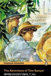 The Adventures of Tom Sawyer with Audio CD - Penguin Readers Level 1 (ISBN: 9781405878005)