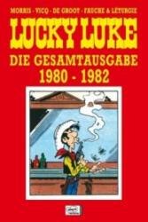 Lucky Luke, Die Gesamtausgabe, 1980-1982 - René Goscinny, Morris, Horst Berner, Alexandra Germann, Gudrun Penndorf (2007)