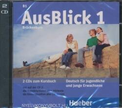 AusBlick 1: немски език за 9. клас - 2 CD (ISBN: 9783190318605)