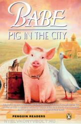 Level 2: Babe-Pig in the City Book and CD Pack (ISBN: 9781405878289)