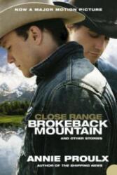 Close Range : Brokeback Mountain - Annie Proulx (ISBN: 9780007205585)