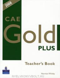 CAE Gold Plus (ISBN: 9781405848664)