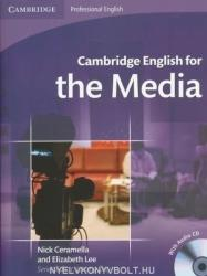 Cambridge English for the Media (ISBN: 9780521724579)