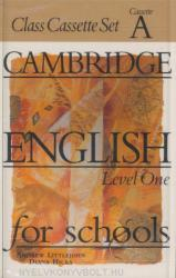 Cambridge English for Schools 1 Class cassette set (ISBN: 9780521421812)
