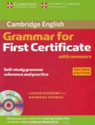 Cambridge Grammar for First Certificate with Answers and Audio CD (ISBN: 9780521690874)
