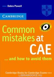 Common Mistakes at Cae. . . and How to Avoid Them (ISBN: 9780521603775)