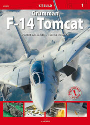 Grumman F-14 Tomcat - Adrian Wolnicki (ISBN: 9788366148567)