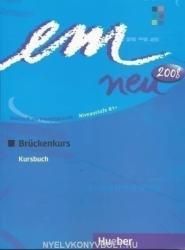em neu 2008 Brckenkurs Kursbuch (ISBN: 9783195016964)