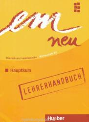 Em neu 2008 Hauptkurs Lehrerhandbuch (ISBN: 9783195216951)