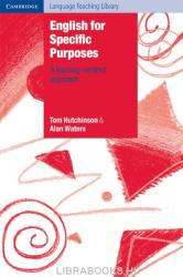 English for Specific Purposes (ISBN: 9780521318372)