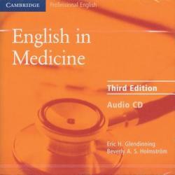 English in Medicine (ISBN: 9780521606684)