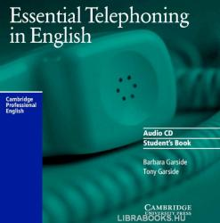 Essential Telephoning in English Audio CD (ISBN: 9780521783910)