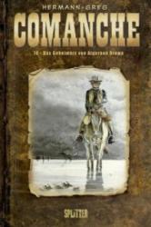 Comanche 10. Das Geheimnis von Algernon Brown (2011)