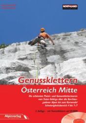 Genussklettern Österreich Mitte / Közép-Ausztria izgalmas mászóterületei (2008)