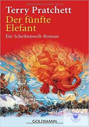 Der fünfte Elefant - Andreas Brandhorst, Terry Pratchett (ISBN: 9783442416585)