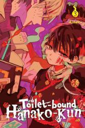 Toilet-Bound Hanako-Kun, Vol. 3 (ISBN: 9781975311353)