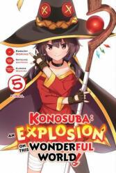Konosuba: An Explosion on This Wonderful World! , Vol. 5 (ISBN: 9781975306069)
