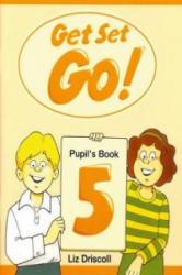Get Set - Go! : 5: Pupil's Book - Cathy Lawday, Alan McLean, Liz Driscoll (ISBN: 9780194351157)