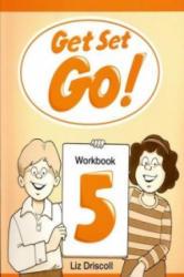 Get Set - Go! : 5: Workbook - Cathy Lawday, Alan McLean, Liz Driscoll (ISBN: 9780194351164)