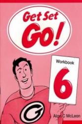 Get Set - Go! : 6: Workbook - Cathy Lawday, Liz Driscoll, Alan McLean (ISBN: 9780194351201)