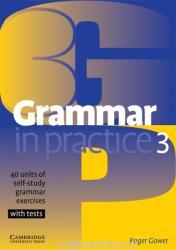 Grammar in Practice 3 (ISBN: 9780521540414)