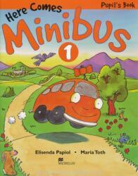 Here Comes Minibus 1 PB - E. Papiol, et al (ISBN: 9780333916032)