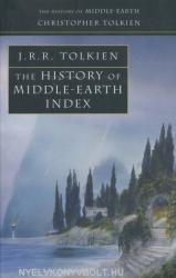 History of Middle-Earth - Index (ISBN: 9780007137435)