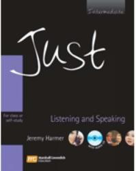 Just Listening And Speaking Intermediate (ISBN: 9780462007144)