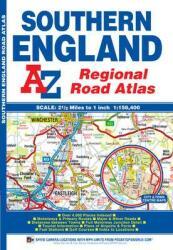 Southern England Regional Road Atlas (2011)