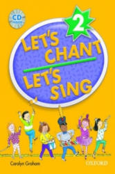 Let's Chant, Let's Sing 2 (ISBN: 9780194389167)