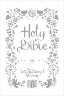 NIV Tiny White Christening Bible (2012)
