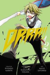 Durarara! ! , Vol. 2 - Akiyo Narita (2012)
