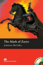 Mark of Zorro - With Audio CD (ISBN: 9781405076999)