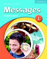 Messages Student's Book 1 (ISBN: 9780521547079)