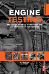 Engine Testing - A J Martyr (2012)