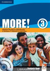 More! 3 Student's Book (ISBN: 9780521713078)
