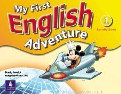 My First English Adventure Level 1 Activity Book - Magaly Villarroel, Mady Musiol (ISBN: 9780582793521)