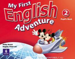 My First English Adventure Level 2 Pupil's Book - Mady Musiol, Magaly Villarroel (ISBN: 9780582793682)