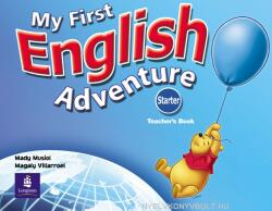 My First English Adventure Starter Teacher's Book - Mady Musiol, Magaly Villarroel (ISBN: 9780582793804)