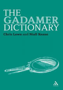 Gadamer Dictionary (2011)