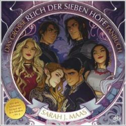 """Das große """"Das Reich der Sieben Höfe"""" Fanbuch - Alexandra Ernst (ISBN: 9783423718646)"""