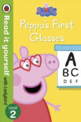 Peppa Pig: Peppa's First Glasses - Read it yourself with Ladybird Level 2 - Ladybird (ISBN: 9780241361498)