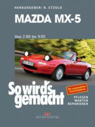 Mazda MX-5 von 2/89 bis 9/05 - Rüdiger Etzold (2019)