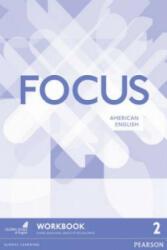 Focus AmE 2 Workbook - Daniel Brayshaw, Bartosz Michalowski (ISBN: 9781292124193)