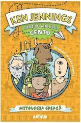 Mitologia greacă. Cărțile micului geniu (ISBN: 9786067887846)