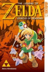 The Legend of Zelda - Oracle of Seasons. Tl. 1 - Akira Himekawa (2010)