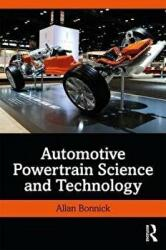 Automotive Powertrain Science and Technology, Paperback (ISBN: 9780367331139)