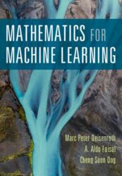 Mathematics for Machine Learning (ISBN: 9781108455145)