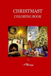 Christmas Coloring book: for children - N Yamwong, Adichsorn Yamwong (ISBN: 9781518889356)